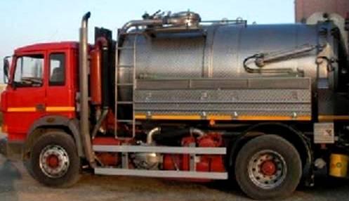 Spurgo equipped Truck