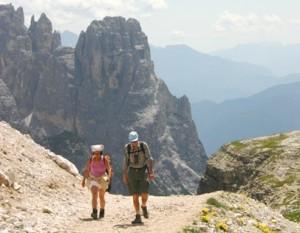 Rifugio Lavaredo Trail 3 Cime Dolomites