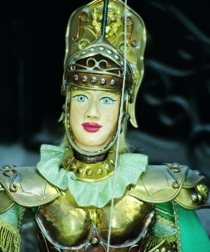 Sicilian puppet theatre