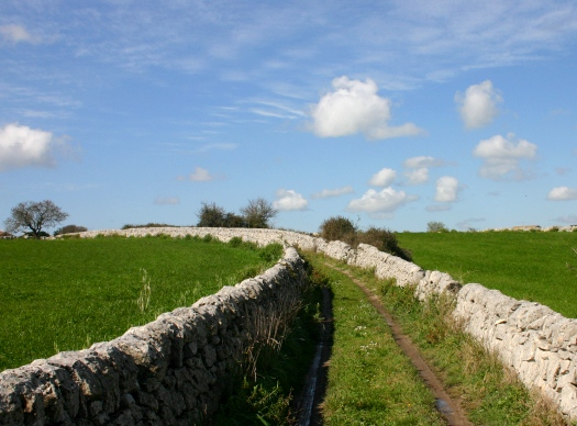 trazzera near Modica Sicily walk
