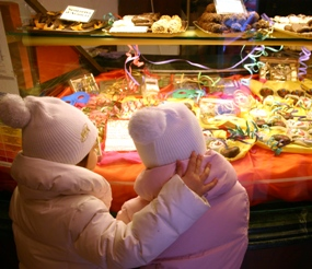 carnevale desserts in Italy