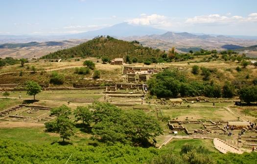 Morgantina Greek Sicily