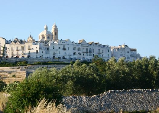 Locorotondo in Puglia