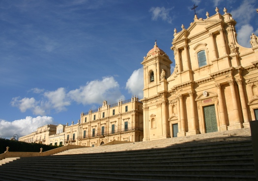 baroque architecture in Sicily