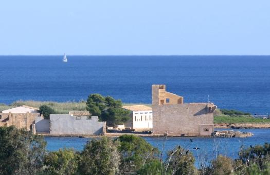 Coastal park Sicily