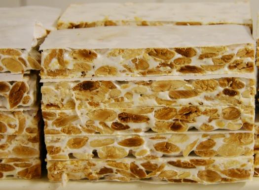 almond torrone
