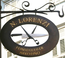 Lorenzi knife shop