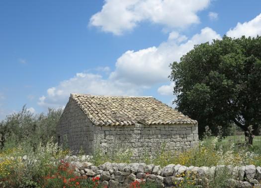 Stone house Modica Sicily